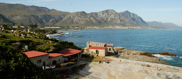 The Town of Hermanus